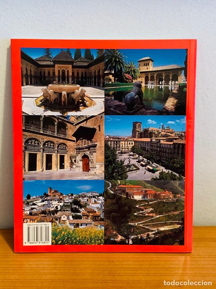 Enciclopedias: LIBRO - TODO GRANADA Y LA ALHAMBRA - Foto 2 - 151202218