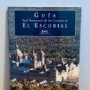 Enciclopedias: LIBRO - GUÍA EL ESCORIAL. Lote 151202964