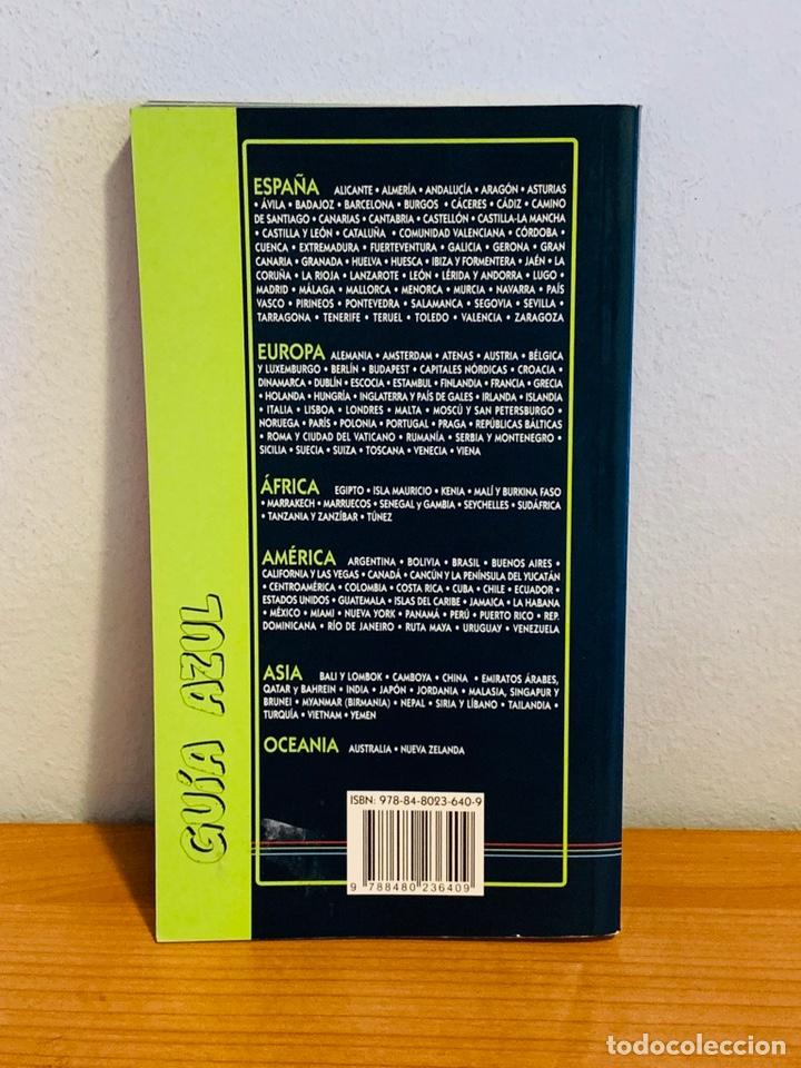 """Enciclopedias: LIBRO - GUÍA AZUL """"ZARAGOZA"""" - Foto 2 - 151204490"""