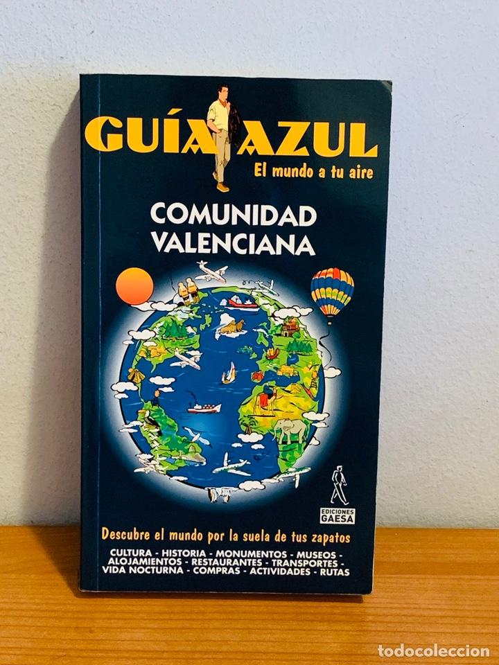 """LIBRO - GUÍA AZUL """"COMUNIDAD VALENCIANA"""" (Libros Nuevos - Diccionarios y Enciclopedias - Enciclopedias)"""