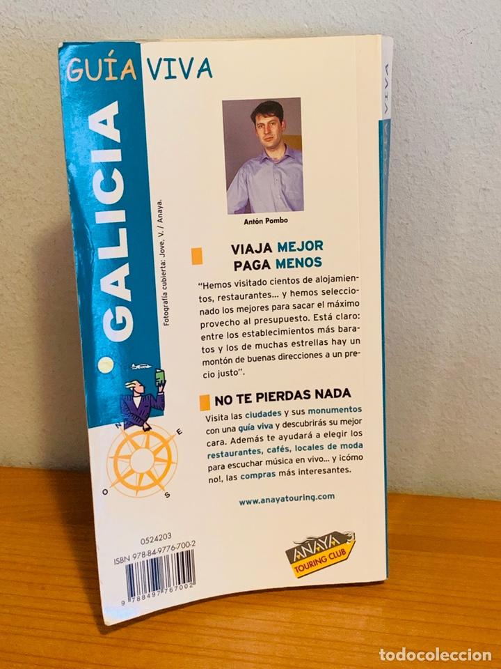 """Enciclopedias: LIBRO - GUÍA VIVA """"GALICIA"""" - Foto 2 - 151205693"""