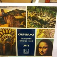 Enciclopedias: BJS.ENCICLOPEDIA TEMATICO-VISUAL.ARTE.EDT, DANAE.BRUMART TU LIBRERIA.. Lote 151688442