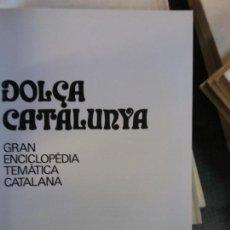 Enciclopedias: BJS.ENCICLOPEDIA DOLÇA CATALUNYA.HISTORIA. 2 TOMOS.EDT, MATEU... Lote 151697462