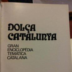 Enciclopedias: BJS.ENCICLOPEDIA DOLÇA CATALUNYA.GEOGRAFIA. 2 TOMOS.EDT, MATEU... Lote 151698310