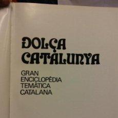 Enciclopedias: BJS.ENCICLOPEDIA DOLÇA CATALUNYA.GEOGRAFIA. 2 TOMOS.EDT, MATEU... Lote 151698470
