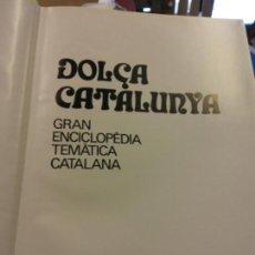 Enciclopedias: BJS.ENCICLOPEDIA DOLÇA CATALUNYA.NOU TESTAMENT. 2 TOMOS.EDT, MATEU... Lote 151699286
