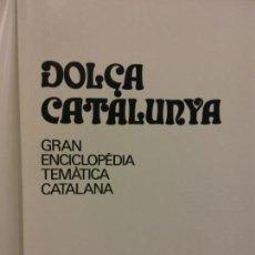 Enciclopedias: BJS.ENCICLOPEDIA DOLÇA CATALUNYA.L´ART.2 TOMOS.EDT, MATEU... Lote 151703162