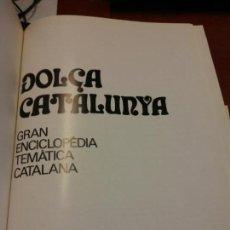 Enciclopedias: BJS.ENCICLOPEDIA DOLÇA CATALUNYA.ELS PAISOS CATALANS.EDT, MATEU... Lote 151703386