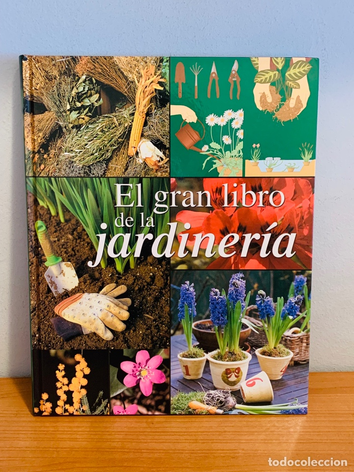 LIBRO - EL GRAN LIBRO DE LA JARDINERÍA (Libros Nuevos - Diccionarios y Enciclopedias - Enciclopedias)