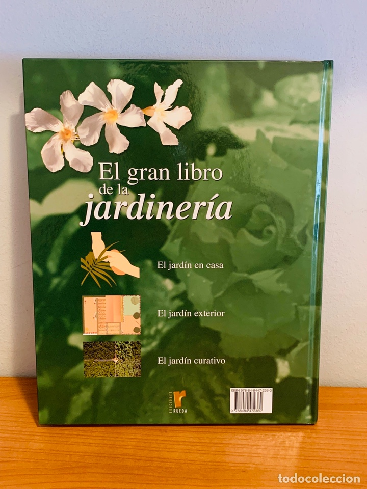 Enciclopedias: LIBRO - EL GRAN LIBRO DE LA JARDINERÍA - Foto 2 - 152133241