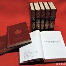 Enciclopedias: HISTORIA UNIVERSAL LABOR 8 TOMOS ENCICLOPEDIA . Lote 152665694