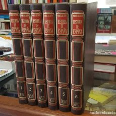 Enciclopedias: HISTORIA DE ESPAÑA. SALVAT. 6 TOMOS. A-ENC-407-SF. Lote 158220870
