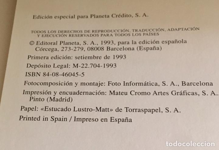 Enciclopedias: Diccionario Enciclopédico Larousse primera edición 1993 - Foto 2 - 160112574