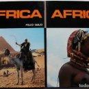 Enciclopedias: AFRICA. FOLCO QUILICI 2 TOMOS. Lote 160157586