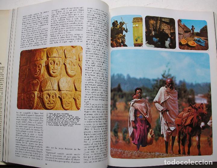 Enciclopedias: AFRICA. FOLCO QUILICI 2 TOMOS - Foto 5 - 160157586