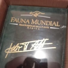 Enciclopedias: ENCICLOPEDIA DE LA FAUNA MUNDIAL - FELIX RODRIGUEZ DE LA FUENTE. Lote 160686266