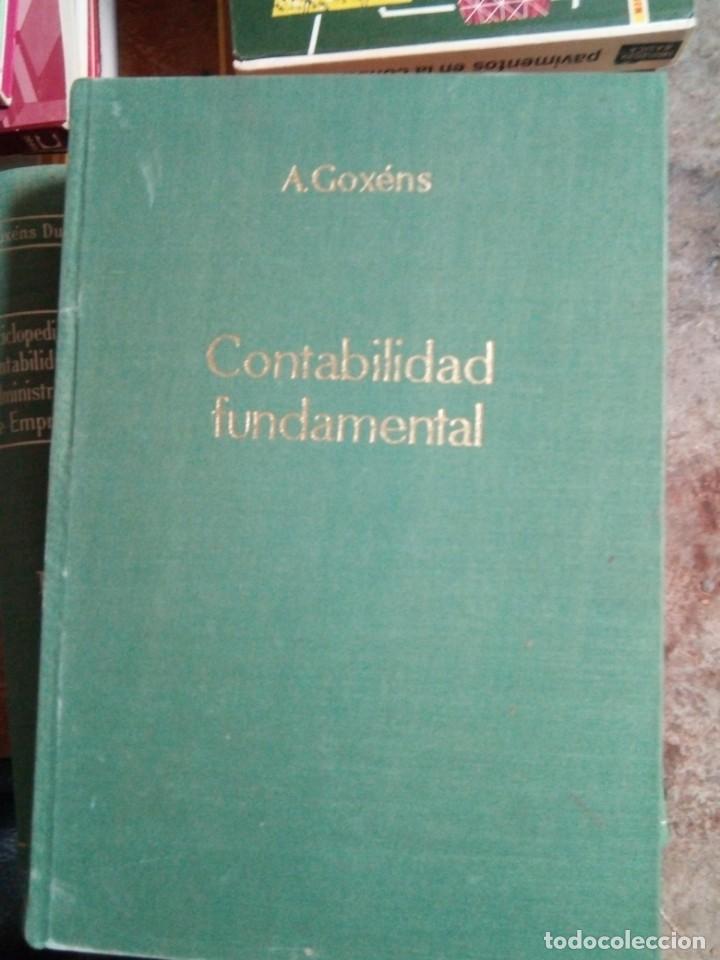 Enciclopedias: Enciclopedia de contabilidad y admon. de empresas A. G. Duch - Foto 2 - 162597130