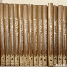 Enciclopedias: ENCICLOPEDIA ILUSTRADA DE LA AVIACIÓN. EDITORIAL DELTA. COMPLETA!. Lote 163599410