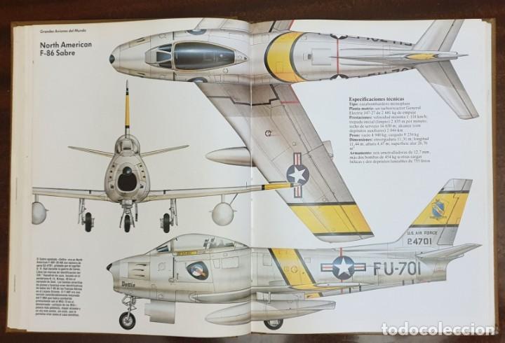 Enciclopedias: Enciclopedia Ilustrada de la Aviación. Editorial Delta. COMPLETA! - Foto 3 - 163599410