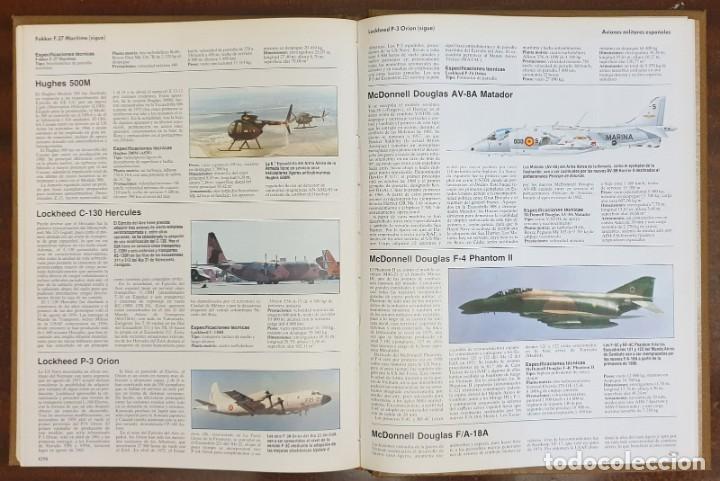 Enciclopedias: Enciclopedia Ilustrada de la Aviación. Editorial Delta. COMPLETA! - Foto 5 - 163599410