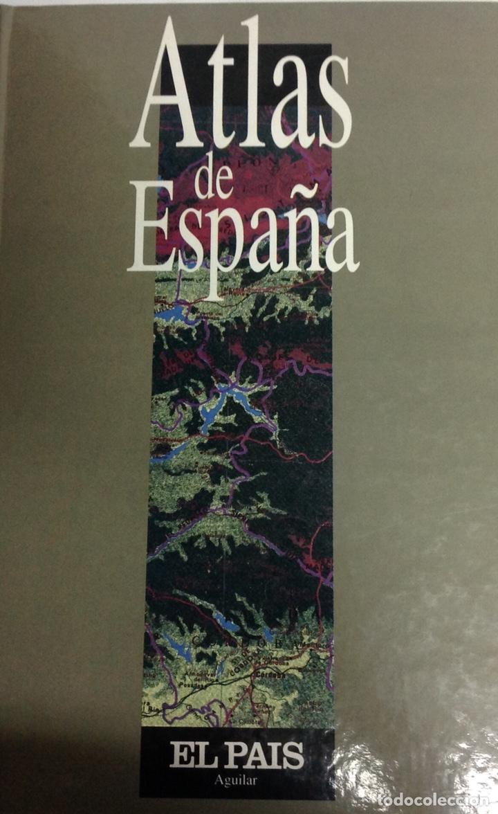 ATLAS DE ESPAÑA. NUEVO (Libros Nuevos - Diccionarios y Enciclopedias - Enciclopedias)