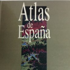 Enciclopedias: ATLAS DE ESPAÑA. NUEVO. Lote 168399413