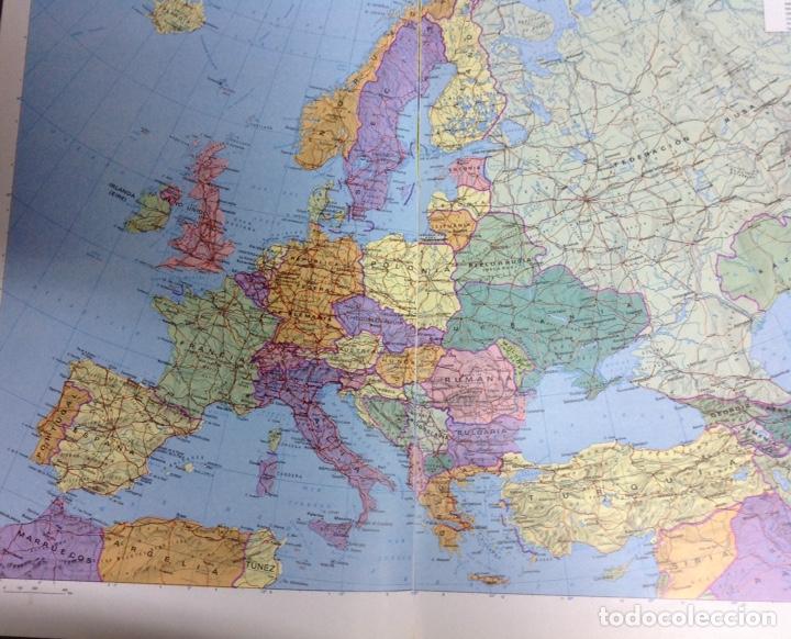 Enciclopedias: Atlas de España. NUEVO - Foto 2 - 168399413