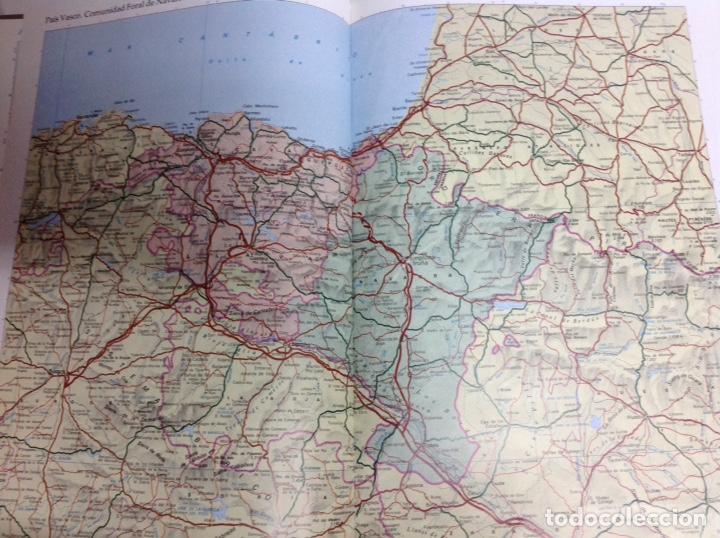 Enciclopedias: Atlas de España. NUEVO - Foto 4 - 168399413