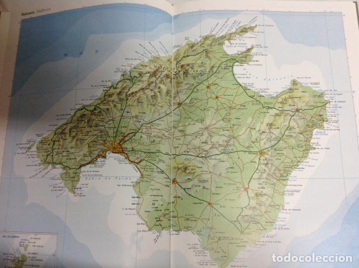 Enciclopedias: Atlas de España. NUEVO - Foto 5 - 168399413
