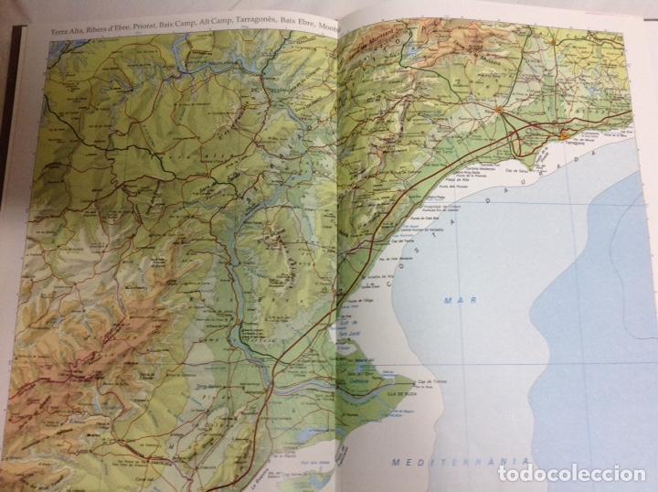 Enciclopedias: Atlas de España. NUEVO - Foto 6 - 168399413