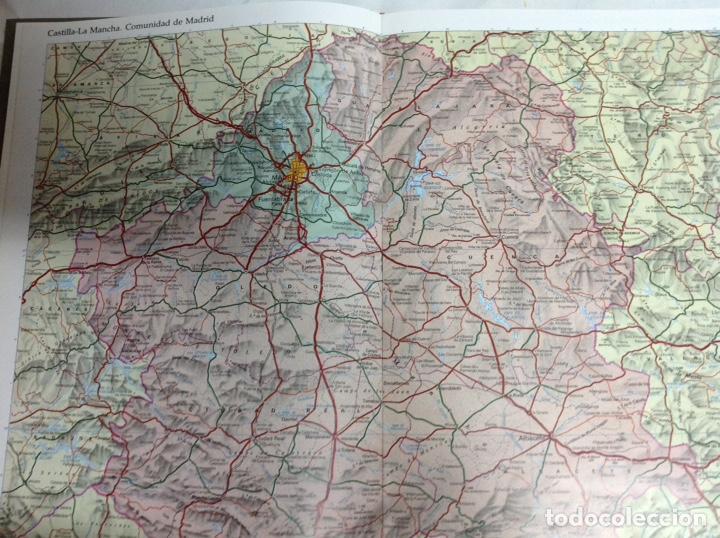 Enciclopedias: Atlas de España. NUEVO - Foto 7 - 168399413