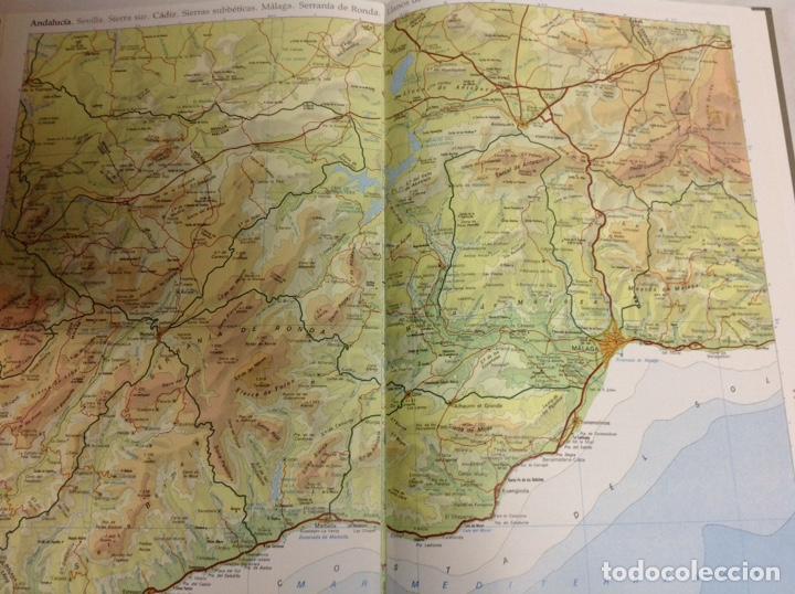 Enciclopedias: Atlas de España. NUEVO - Foto 10 - 168399413