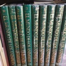 Enciclopedias: EL MUNDO DE LOS ANIMALES - 9 TOMOS. Lote 169224406