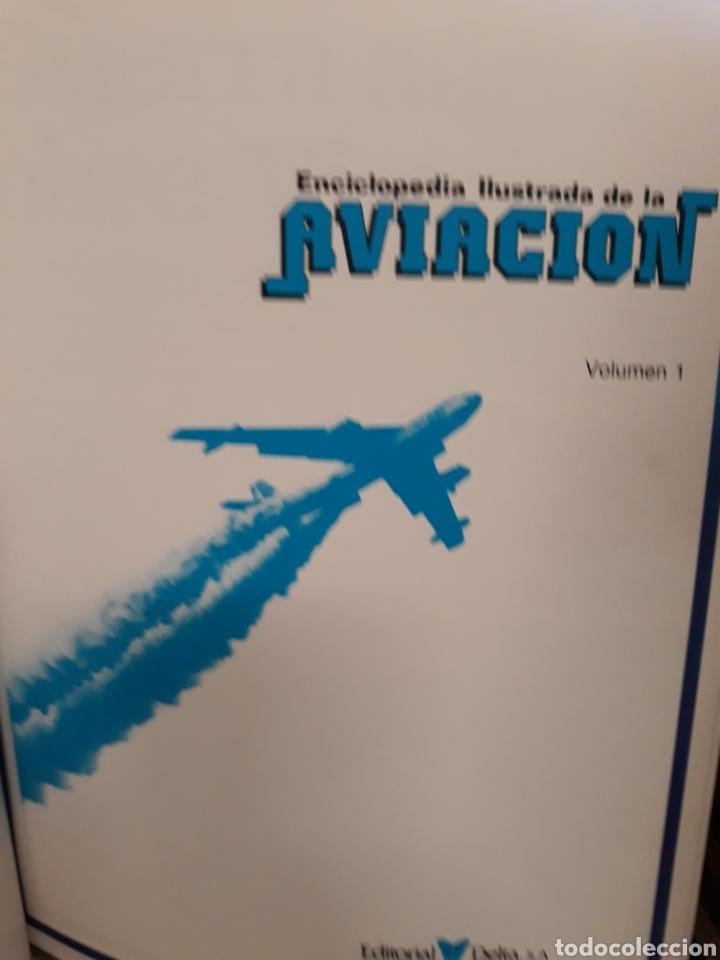 ENCICLOPEDIA ILUSTRADA DE LA AVIACIÒN (Libros Nuevos - Diccionarios y Enciclopedias - Enciclopedias)