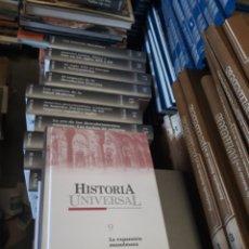 Enciclopedias: HISTORIA UNIVERSAL EL PAIS. Lote 169568434