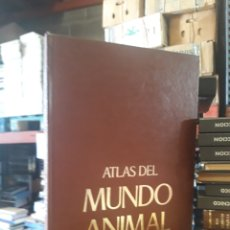 Enciclopedias: ATLAS DEL MUNDO ANIMAL. Lote 169632642