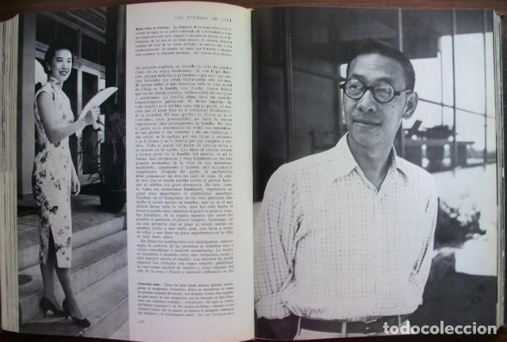 Enciclopedias: LAS RAZAS HUMANAS. 2 TOMOS. AMERICA-AFRICA-EUROPA. 1971 - Foto 5 - 171189133