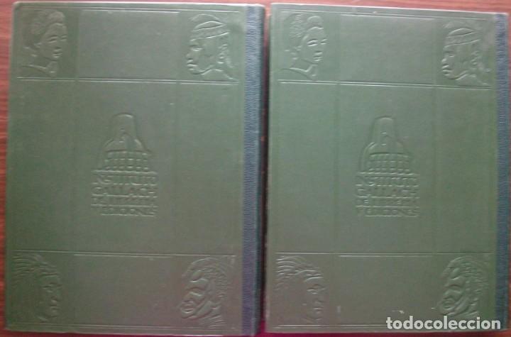 Enciclopedias: LAS RAZAS HUMANAS. 2 TOMOS. AMERICA-AFRICA-EUROPA. 1971 - Foto 9 - 171189133
