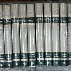 Enciclopedias: LA GRAN ENCICLOPEDIA PLANETA. 20 TOMOS. A-ENC-427-SF. Lote 171443777