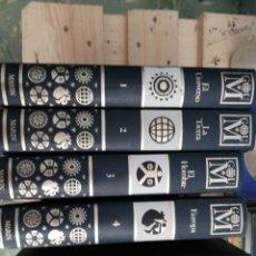 Enciclopedias: GEOGRAFÍA UNIVERSAL MARÍN 5 TOMOS. Lote 171743503