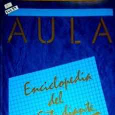 Enciclopedias: 24089 - AULA - ENCICLOPEDIA DEL ESTUDIANTE - EGB. BUP. COU. FP - TOMO 2 - AÑO 1988. Lote 172051554