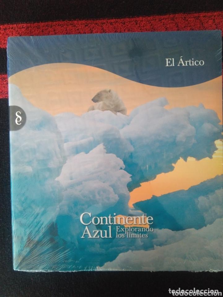 Enciclopedias: Colección completa Continente Azul. Nueva. - Foto 3 - 172888247