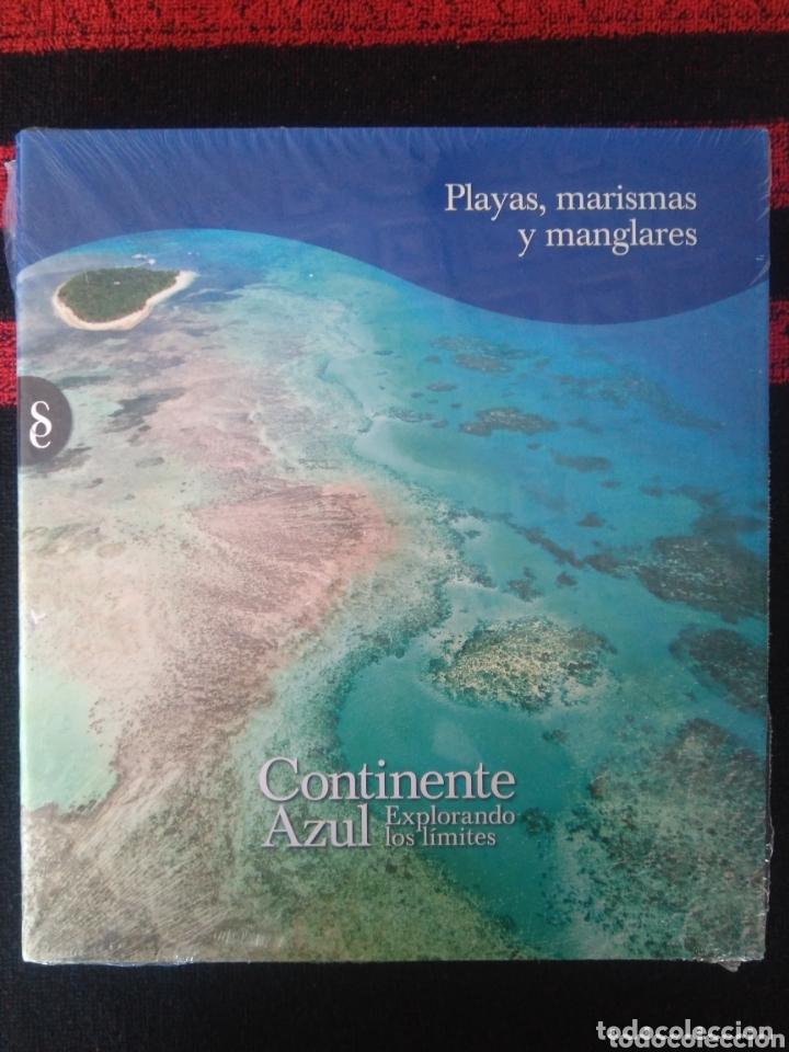 Enciclopedias: Colección completa Continente Azul. Nueva. - Foto 4 - 172888247
