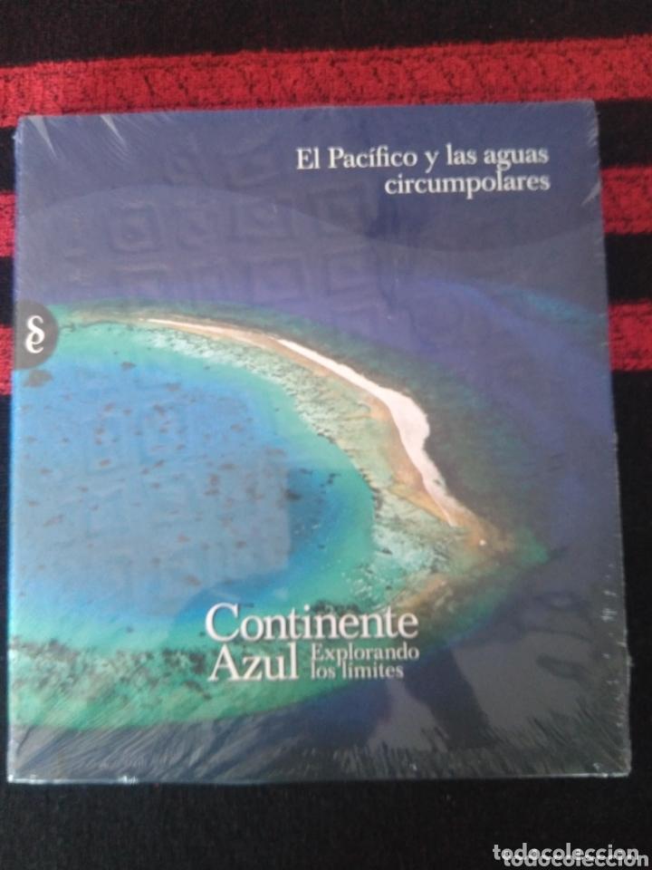 Enciclopedias: Colección completa Continente Azul. Nueva. - Foto 5 - 172888247