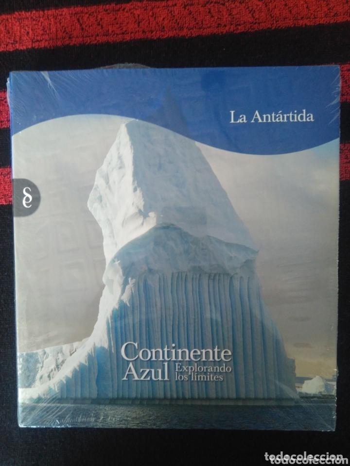Enciclopedias: Colección completa Continente Azul. Nueva. - Foto 6 - 172888247