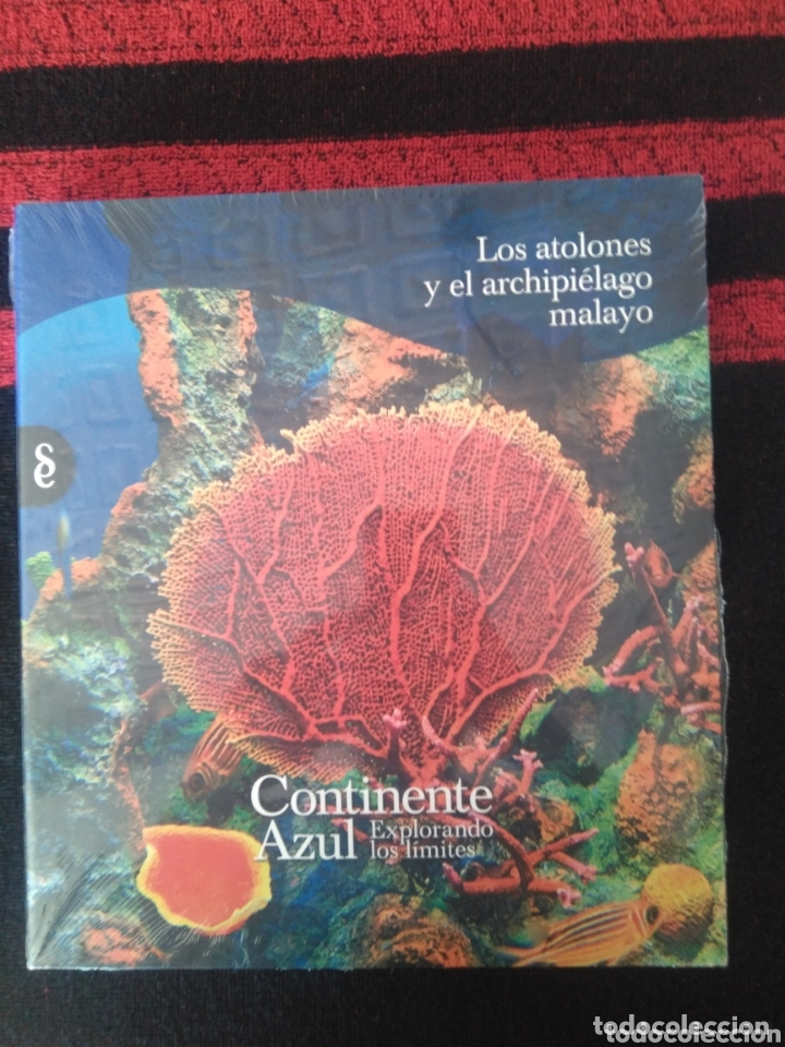 Enciclopedias: Colección completa Continente Azul. Nueva. - Foto 7 - 172888247