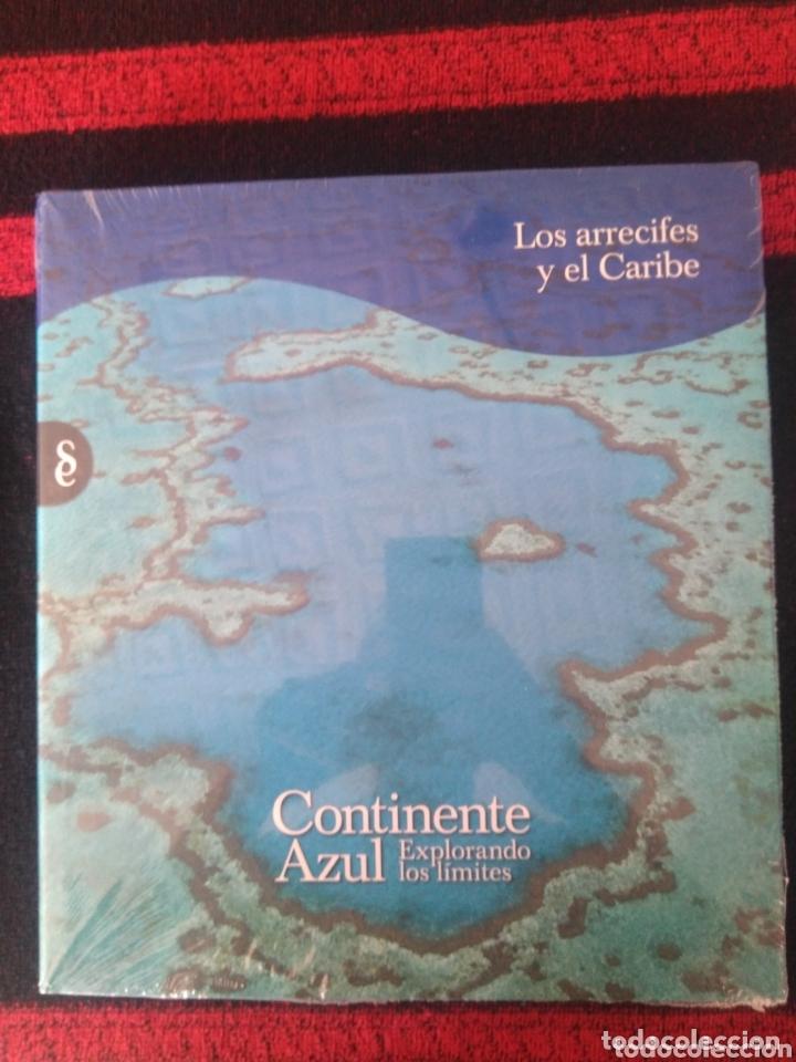 Enciclopedias: Colección completa Continente Azul. Nueva. - Foto 8 - 172888247