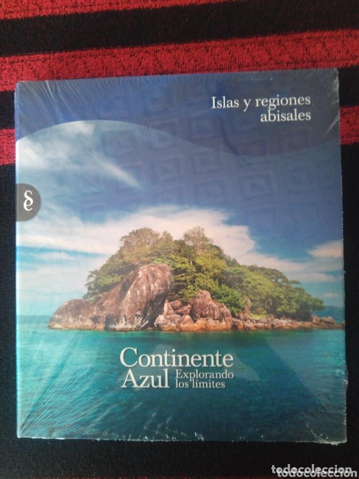 Enciclopedias: Colección completa Continente Azul. Nueva. - Foto 9 - 172888247