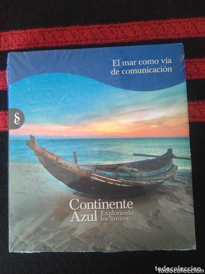Enciclopedias: Colección completa Continente Azul. Nueva. - Foto 10 - 172888247