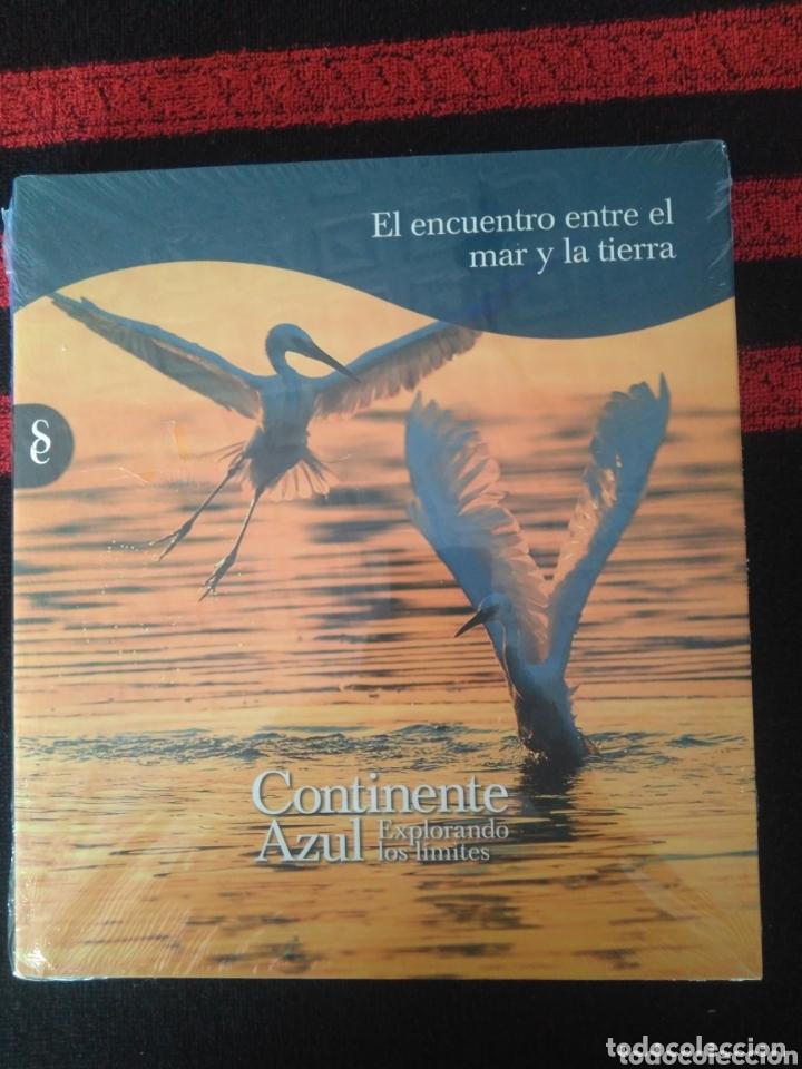 Enciclopedias: Colección completa Continente Azul. Nueva. - Foto 11 - 172888247